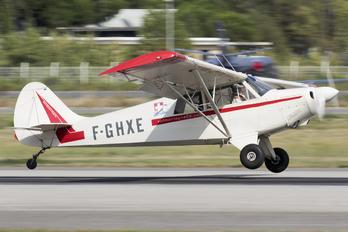 F-GHXE - Private Christen A-1 Husky