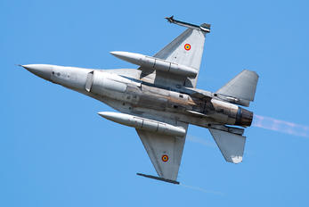 1602 - Romania - Air Force General Dynamics F-16AM Fighting Falcon