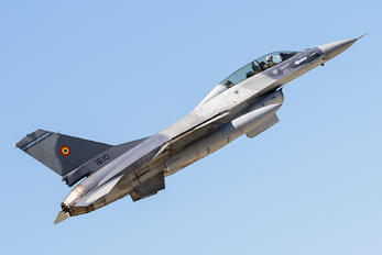 1610 - Romania - Air Force General Dynamics F-16BM Fighting Falcon