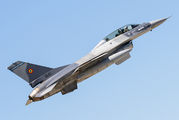 1610 - Romania - Air Force General Dynamics F-16BM Fighting Falcon aircraft