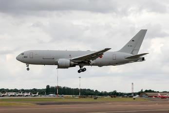 87-3601 - Japan - Air Self Defence Force Boeing KC-767J