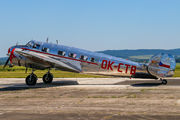 OK-CTB - Private Lockheed 10 Electra aircraft