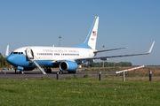 USAF C-40 Clipper visits Craiova title=