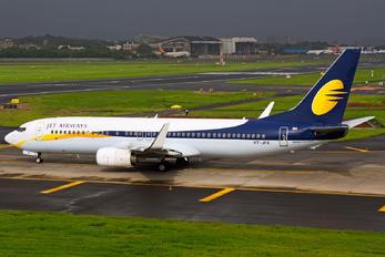 VT-JFK - Jet Airways Boeing 737-800