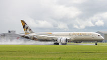 A6-BLO - Etihad Airways Boeing 787-9 Dreamliner aircraft