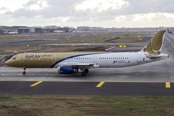A9C-CD - Gulf Air Airbus A321