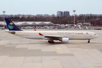 TC-OCA - Saudi Arabian Airlines Airbus A330-300