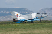 6607 - Romania - Air Force Mikoyan-Gurevich MiG-21 LanceR C aircraft
