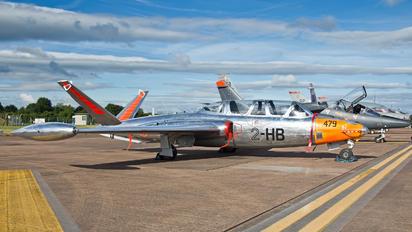 F-AZXV - Private Fouga CM-170 Magister