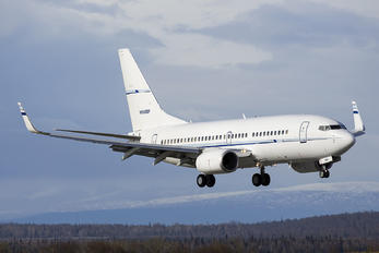 N959BP - Private Boeing 737-700 BBJ