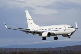 N959BP - Private Boeing 737-700 BBJ
