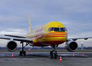 D-GMBF - DHL Cargo Boeing 757-200F