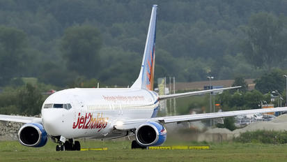 G-JZHF - Jet2 Boeing 737-8K2