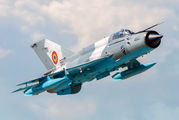 6607 - Romania - Air Force Mikoyan-Gurevich MiG-21 LanceR C aircraft