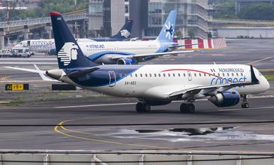 XA-AEC - Aeromexico Connect Embraer ERJ-190 (190-100)