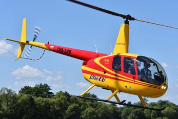 OM-AVR - UTair Europe Robinson R44 Astro / Raven