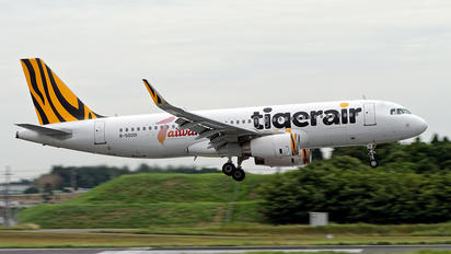 B-50001 - Tiger Airways Airbus A320