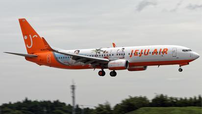 HL8033 - Jeju Air Boeing 737-800