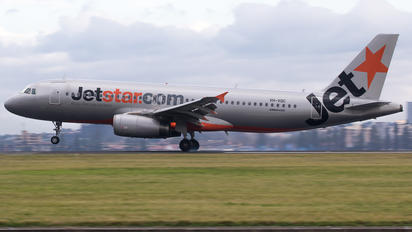 VH-VQC - Jetstar Airways Airbus A320