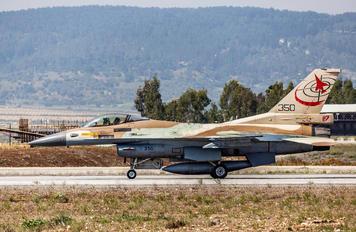 350 - Israel - Defence Force General Dynamics F-16C Barak