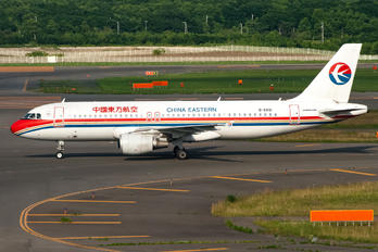 B-6891 - China Eastern Airlines Airbus A320