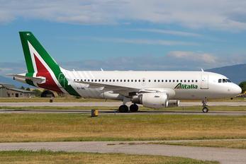 EI-IML - Alitalia Airbus A319