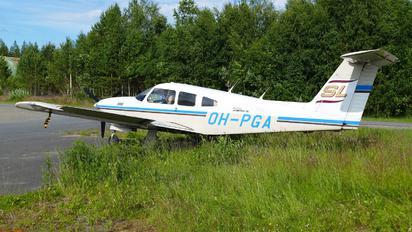 OH-PGA - Private Piper PA-28R Arrow /  RT Turbo Arrow