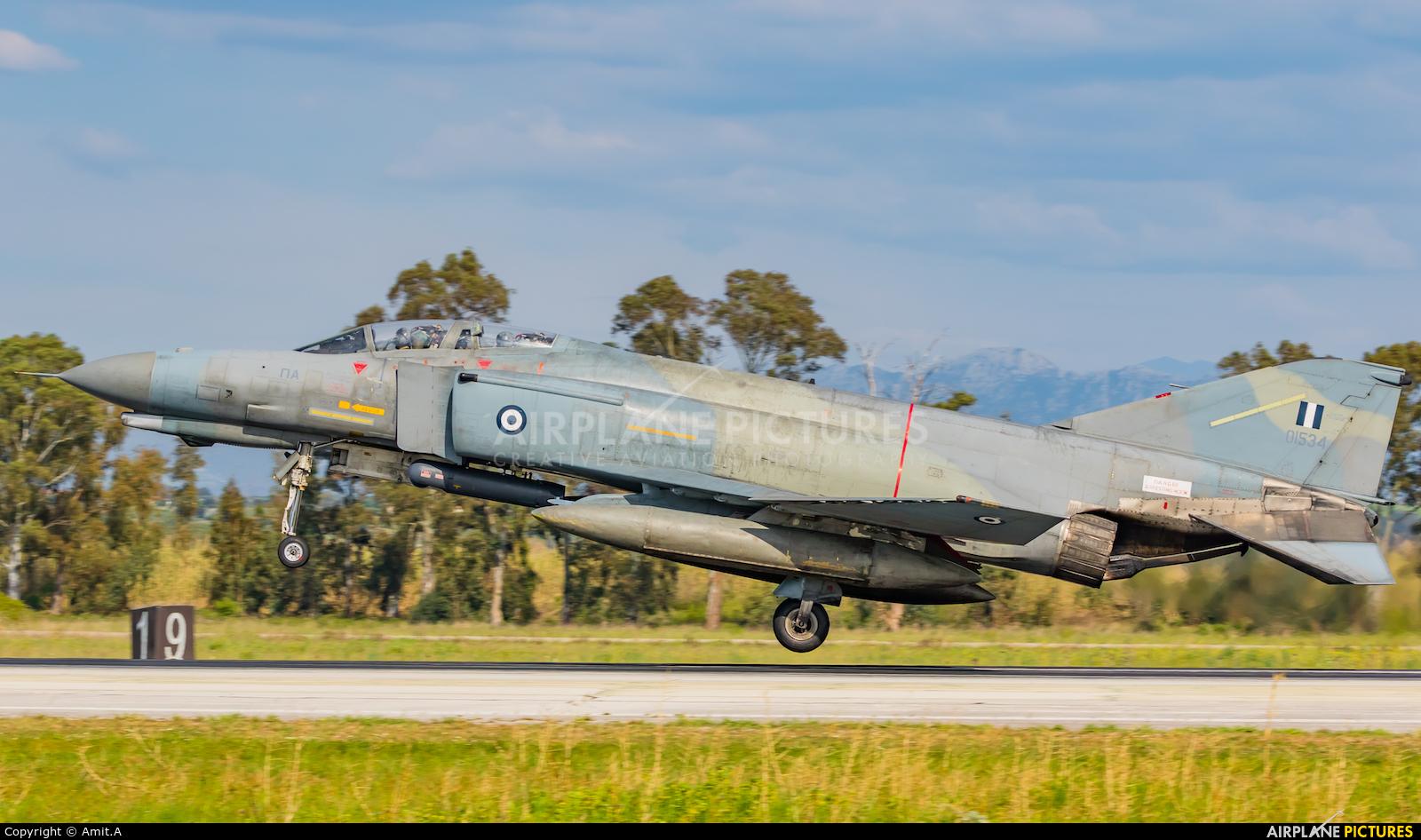 Greece - Hellenic Air Force 01534 aircraft at Andravida AB
