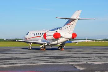 M-HSXP - Lukoil-Avia Hawker Beechcraft 800XP