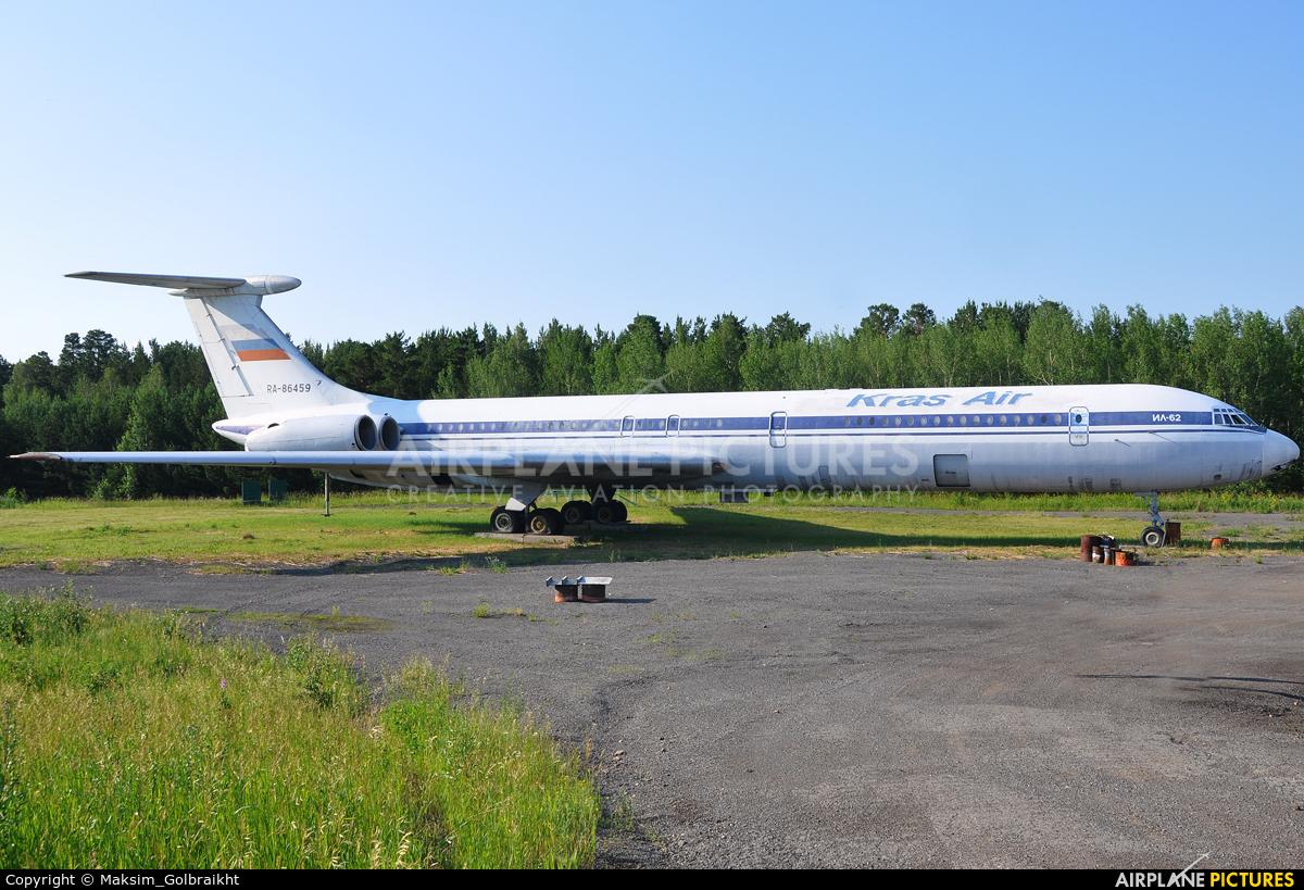 KrasAir RA-86459 aircraft at Krasnoyarsk - Yemelyanovo