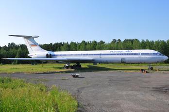 RA-86459 - KrasAir Ilyushin Il-62 (all models)