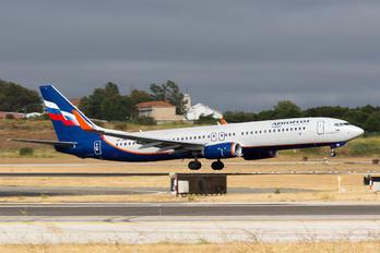 VP-BMI - Aeroflot Boeing 737-800