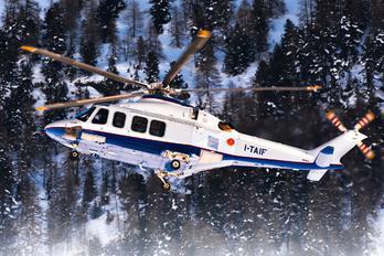 I-TAIF - Private Agusta Westland AW139