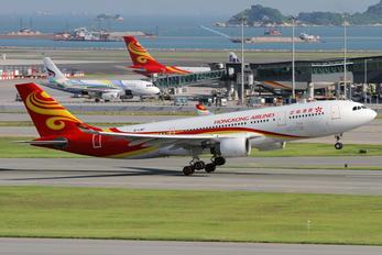 B-LNF - Hong Kong Airlines Airbus A330-200