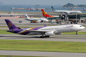 HS-TBB - Thai Airways Airbus A330-300