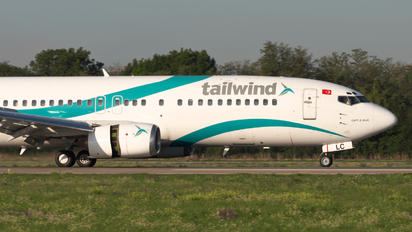 TC-TLC - Tailwind Airlines Boeing 737-400