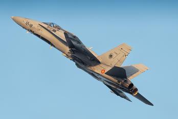 C.15-60 - Spain - Air Force McDonnell Douglas EF-18A Hornet