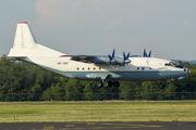Cavok Air An-12 visits Budapest title=