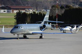LX-EVM - Global Jet Luxembourg Dassault Falcon 2000 DX, EX