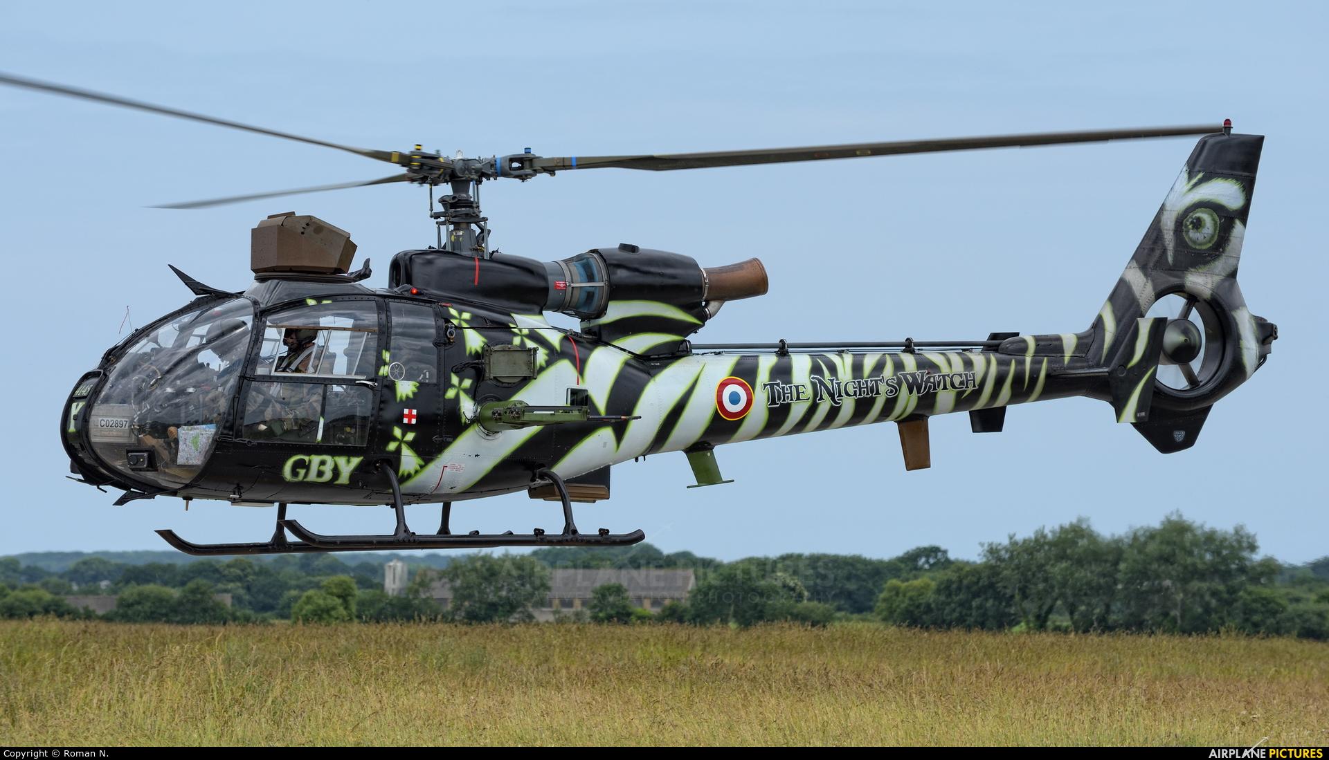 France - Army 4145 aircraft at Landivisiau
