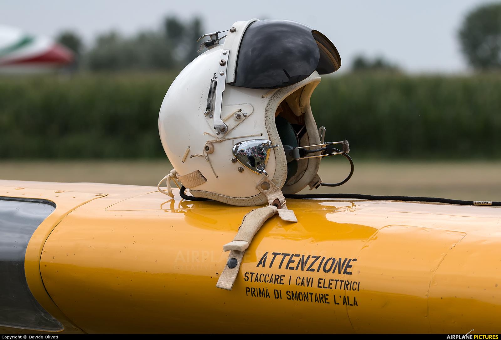 Private I-FKVE aircraft at Montagnana