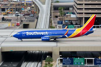 N8695D - Southwest Airlines Boeing 737-800