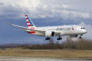 N812AA - American Airlines Boeing 787-8 Dreamliner aircraft