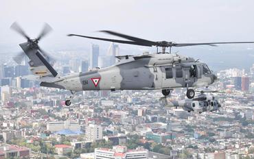 1064 - Mexico - Air Force Sikorsky UH-60M Black Hawk