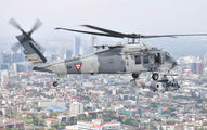 1064 - Mexico - Air Force Sikorsky UH-60M Black Hawk aircraft