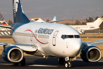 XA-MAH - Aeromexico Boeing 737-700