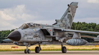46+54 - Germany - Air Force Panavia Tornado - ECR