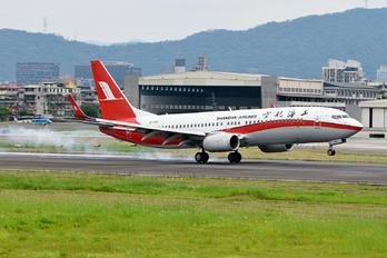 B-1901 - Shanghai Airlines Boeing 737-800