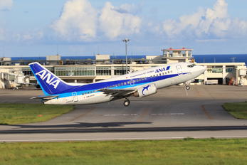 JA8504 - ANA Wings Boeing 737-500