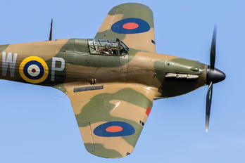 G-HITT - Flying Legends Hawker Hurricane I